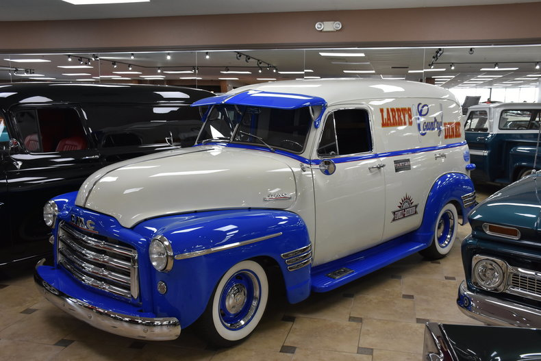 GMC Panel Truck For Sale All Collector Cars - Ideal classic cars car show