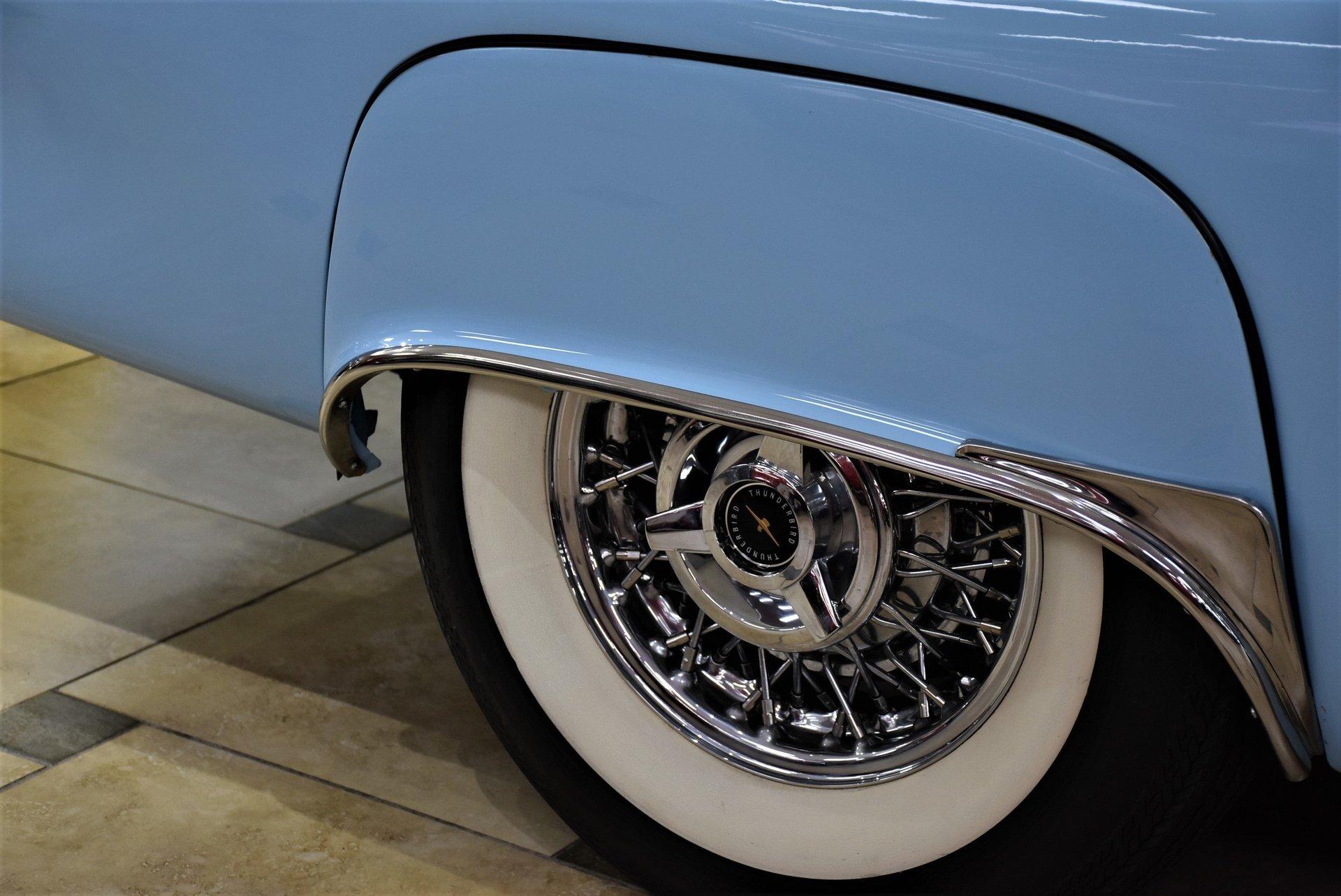 1957 Ford Thunderbird | Berlin Motors