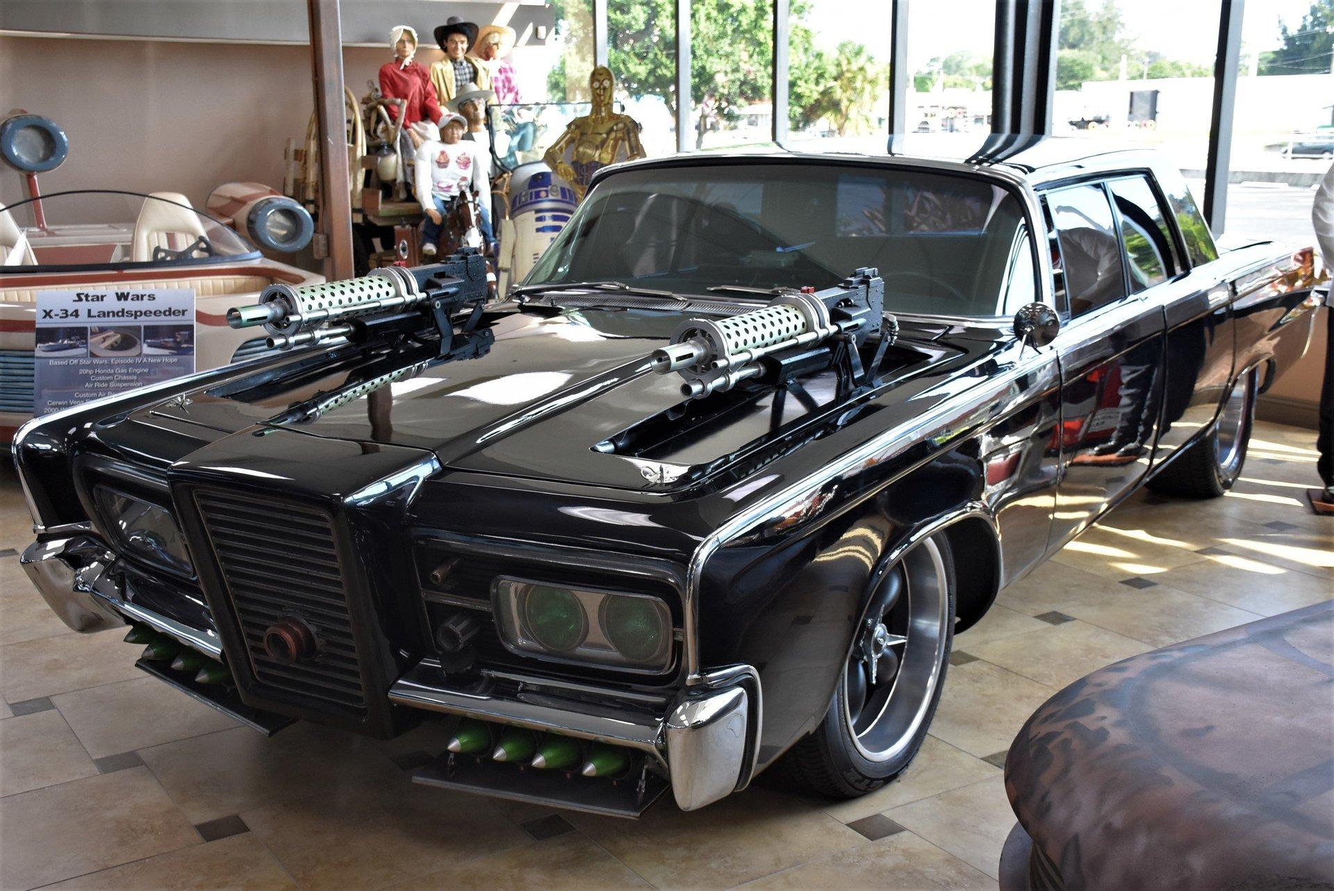 1966 Z Movie Car Green Hornet Black Beauty | Ideal Classic ...