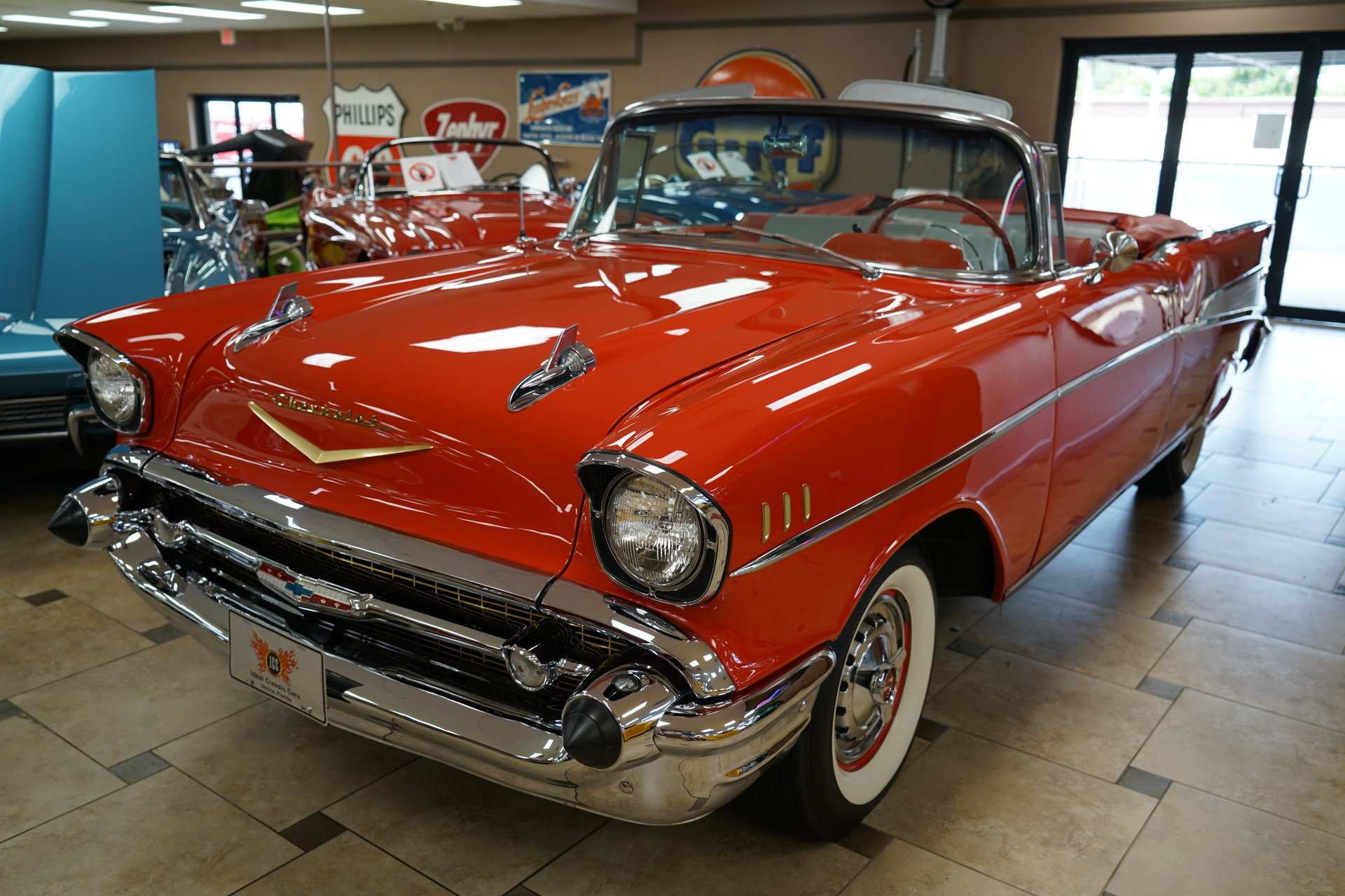 Inventory My Classic Garage 1957 Chevy Impala Ss