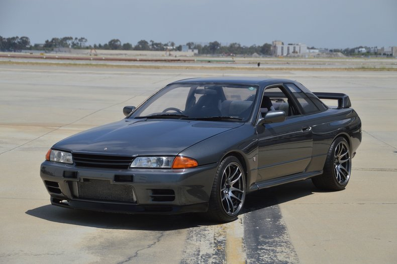 1989 Nissan