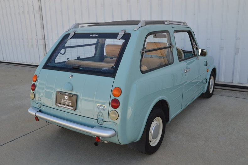 1989 nissan pao for sale 65136 mcg for Garage nissan terville 57