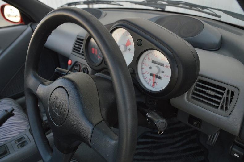 1991 Honda Beat | Toprank Motorworks