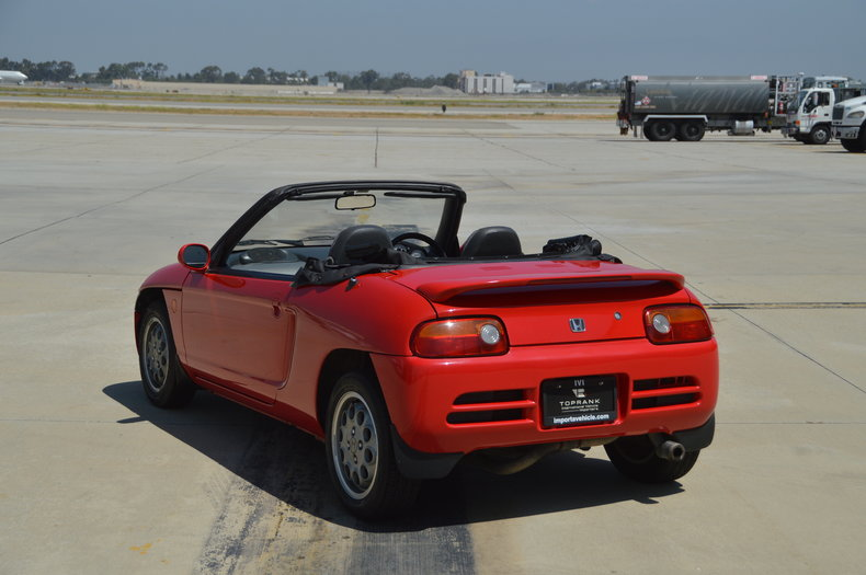 International Vehicle Importers >> 1991 Honda Beat | Toprank Motorworks