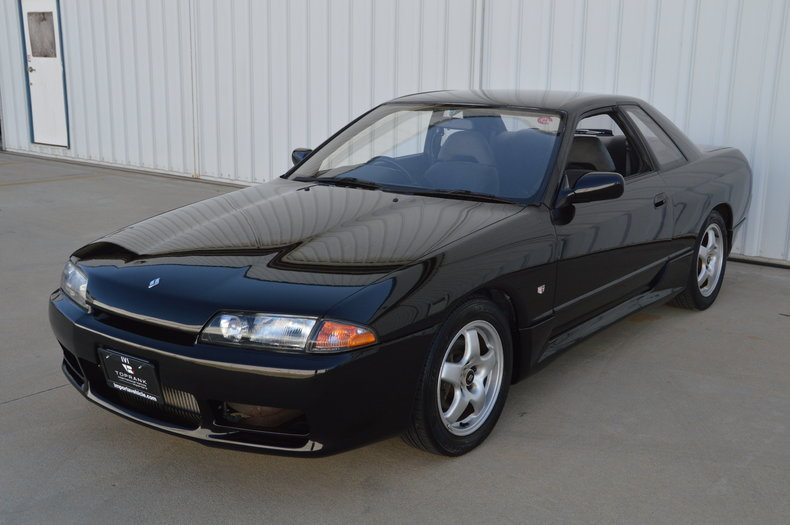 1992 nissan skyline gts t for sale 64433 mcg. Black Bedroom Furniture Sets. Home Design Ideas