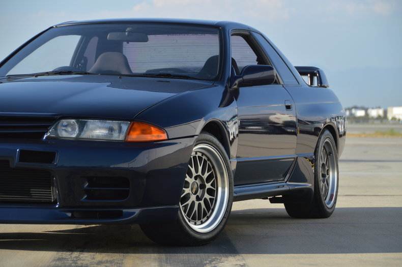 1992 Nissan Skyline Gt R My Classic Garage