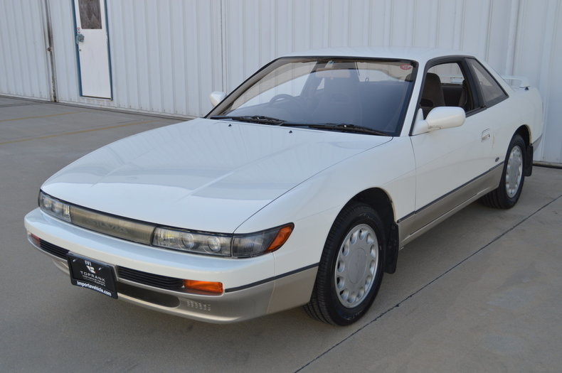 1990 nissan silvia for sale 66860 mcg for Garage nissan terville 57
