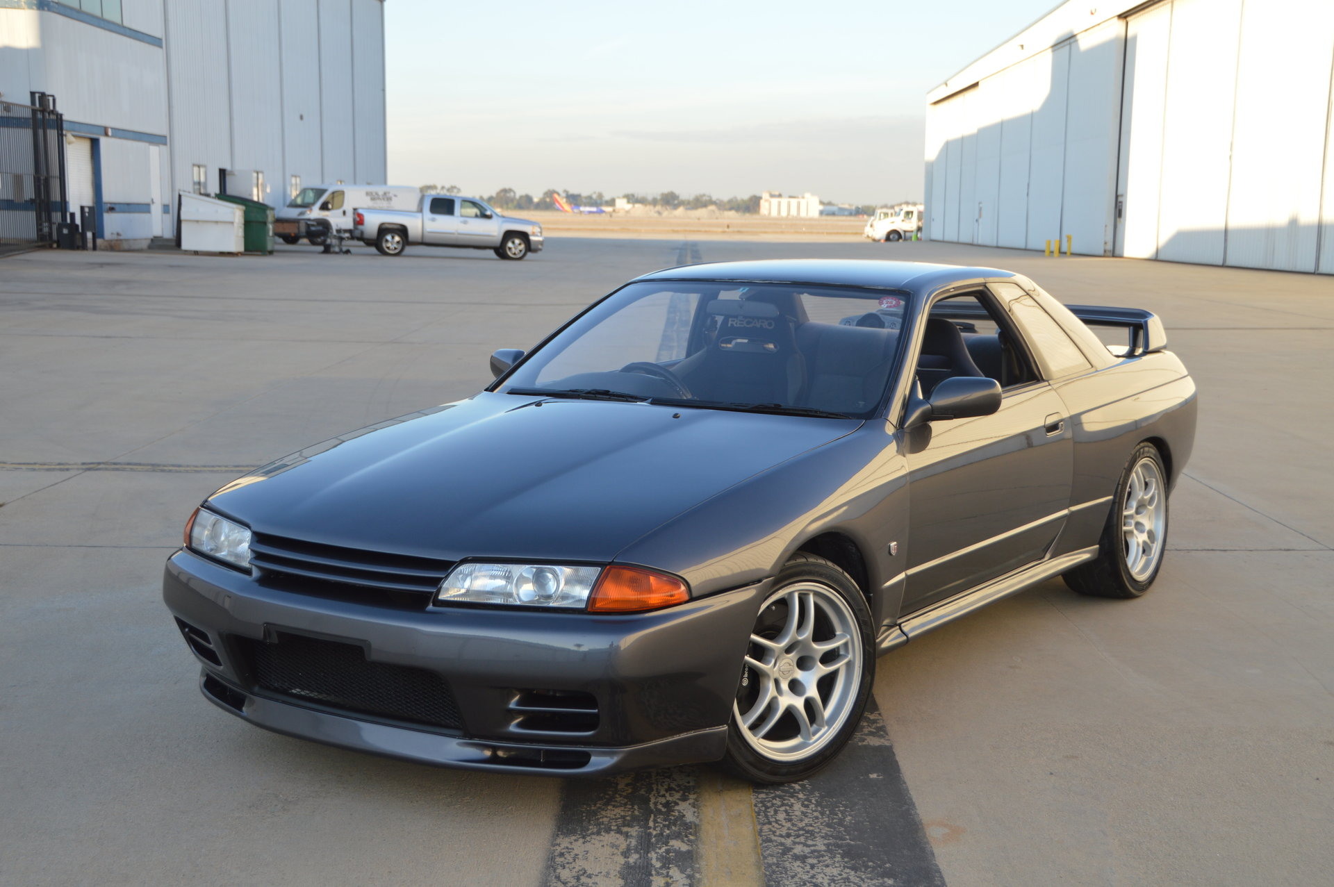 1991 nissan skyline gt r for sale 73045 mcg. Black Bedroom Furniture Sets. Home Design Ideas