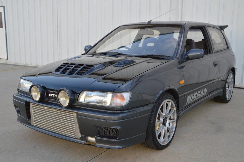 1990 Nissan Pulsar GTi R