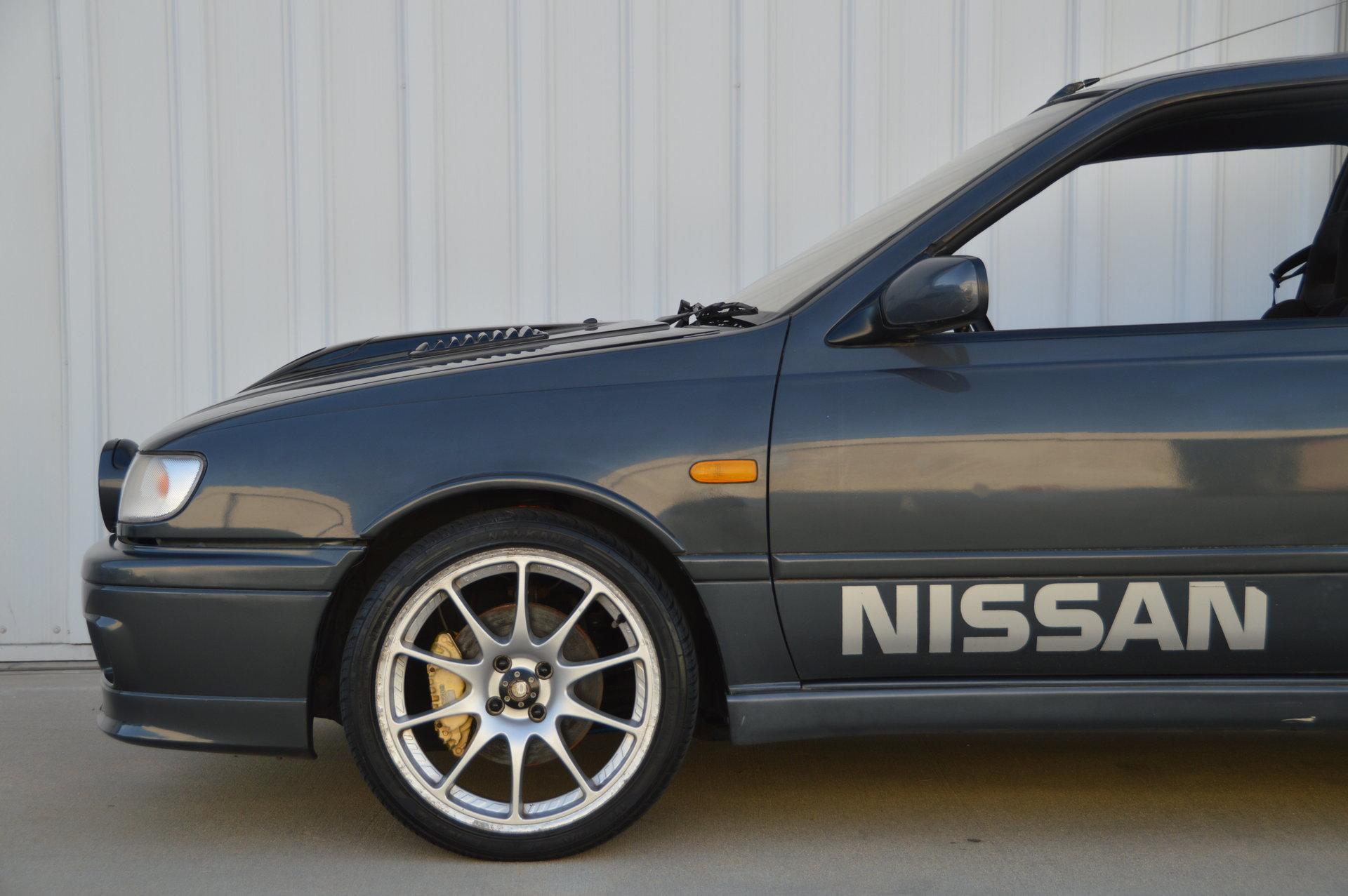 International Vehicle Importers >> 1990 Nissan Pulsar   Toprank Motorworks