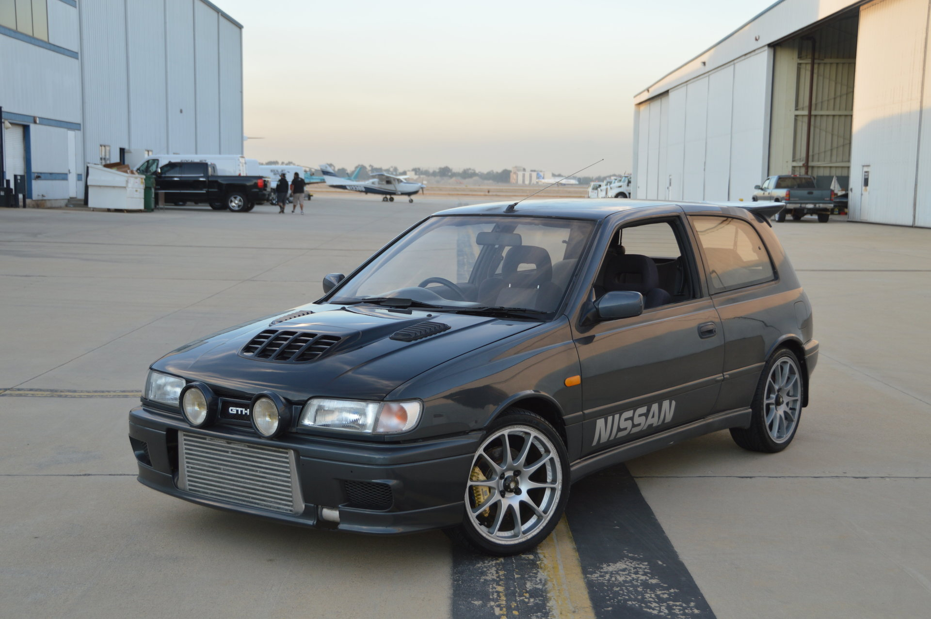 1990 nissan pulsar gti r toprank motorworks. Black Bedroom Furniture Sets. Home Design Ideas