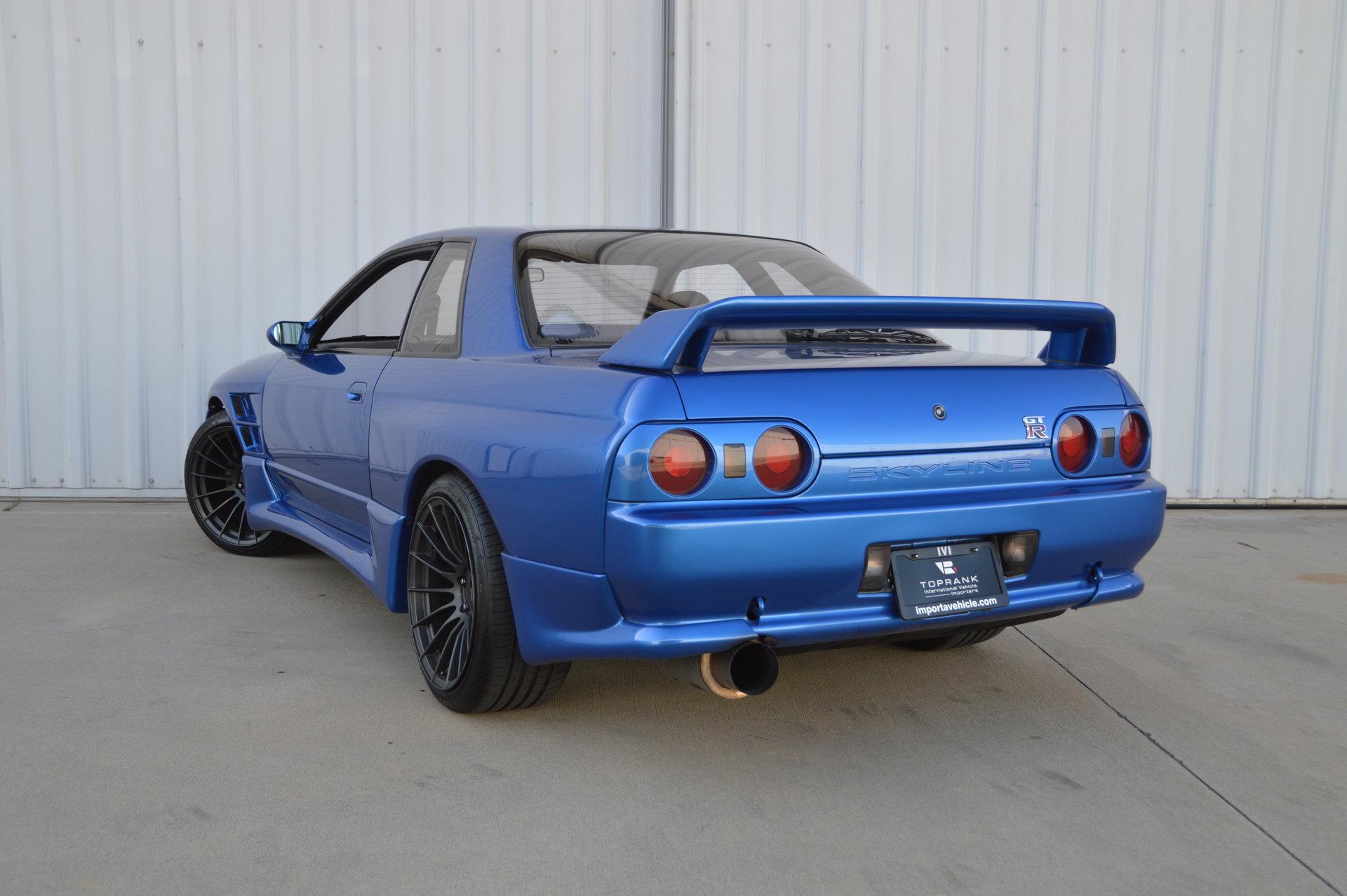 1990 Nissan Skyline GT-R | Toprank Motorworks