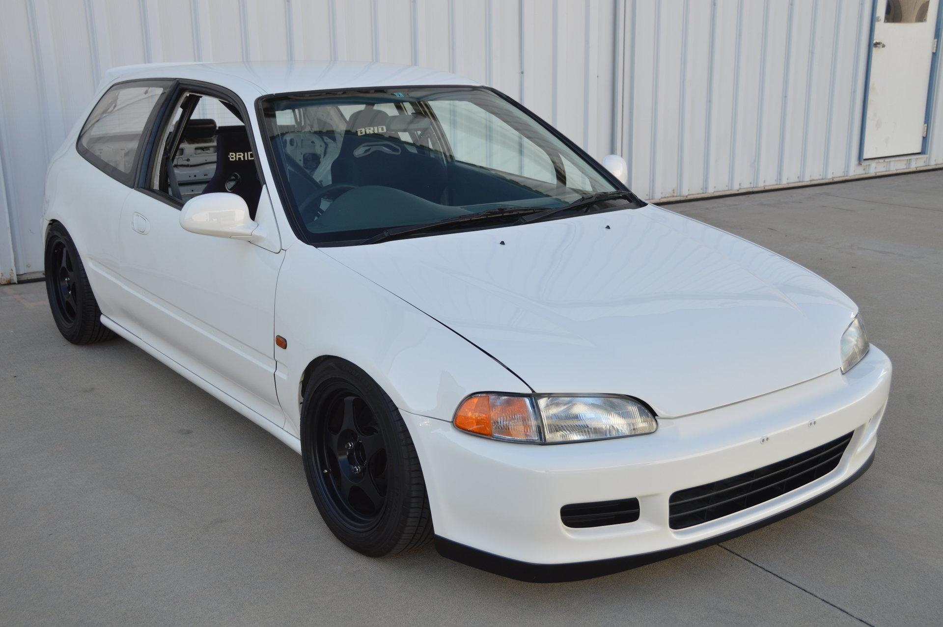 Honda B18 Engine For Sale >> 1992 Honda Civic SiR II | Toprank Motorworks