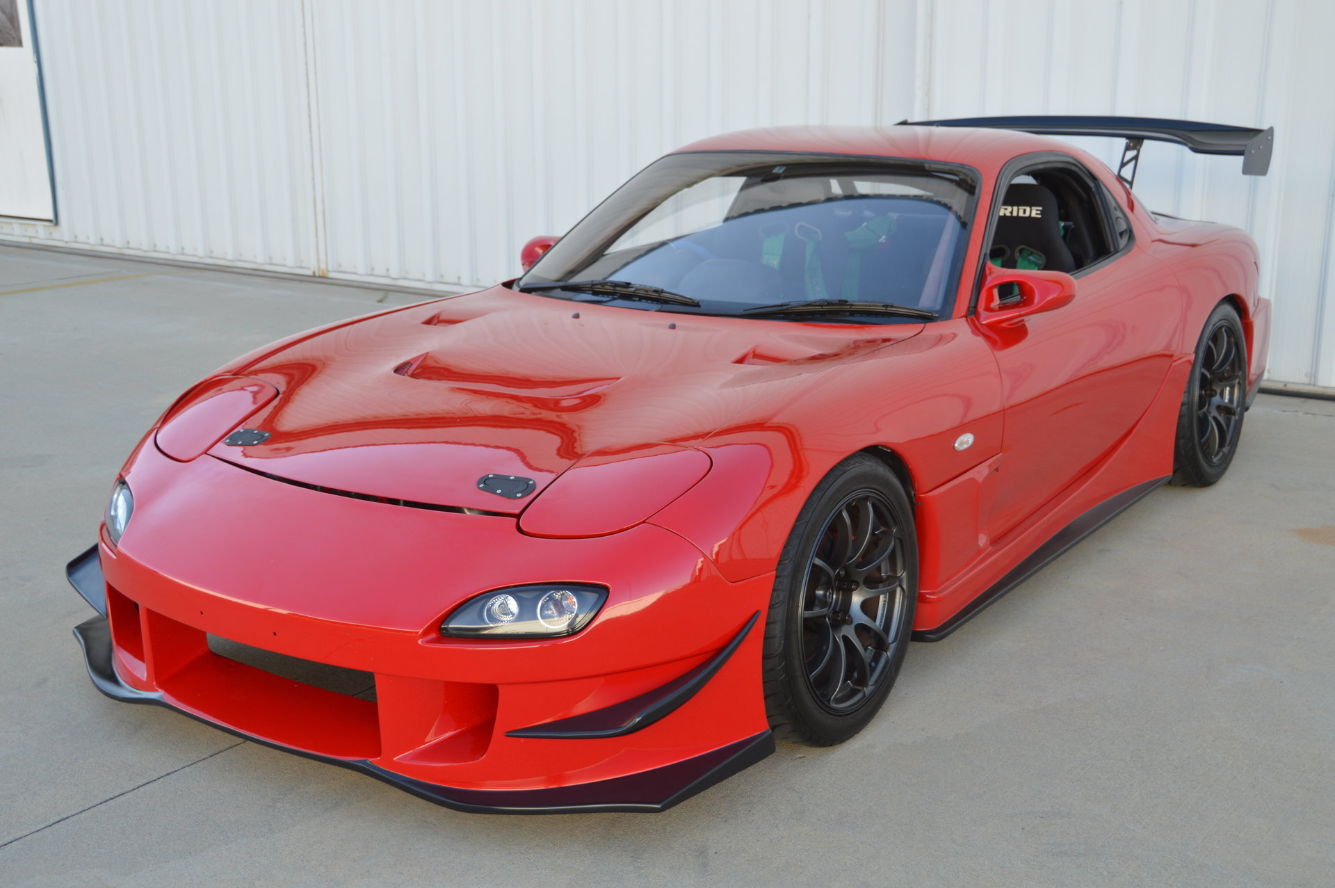 1992 mazda rx 7 toprank motorworks. Black Bedroom Furniture Sets. Home Design Ideas