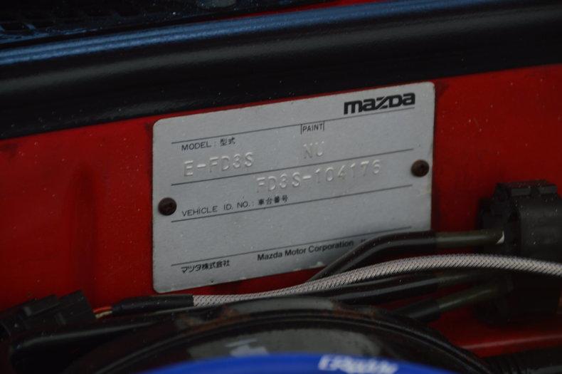 1992 Mazda Rx 7 My Classic Garage