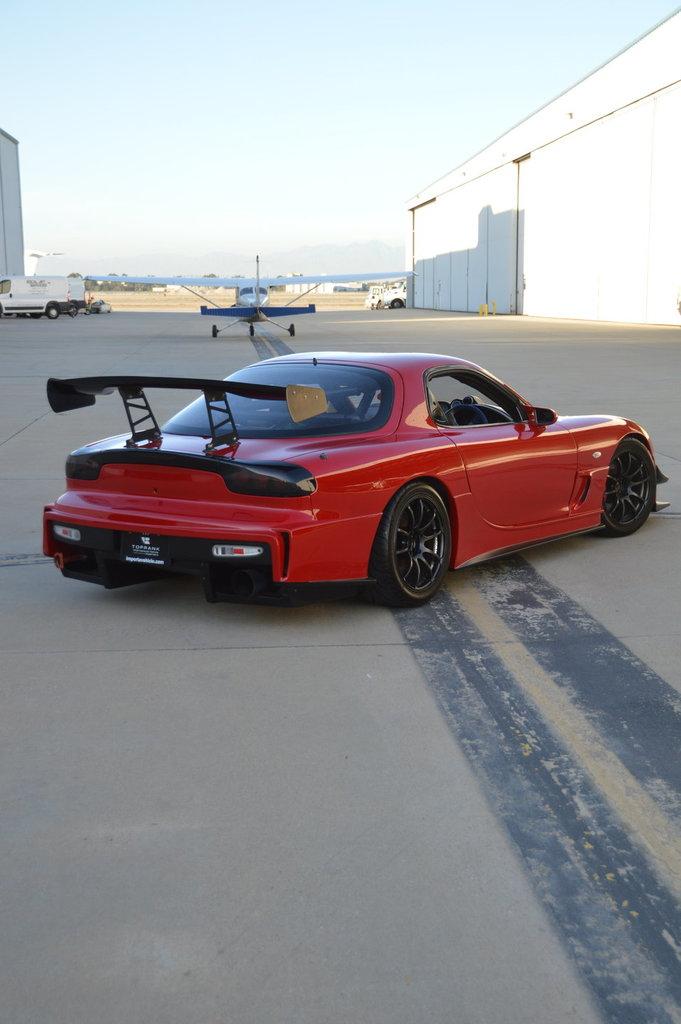 1992 Mazda Rx 7 Toprank Motorworks