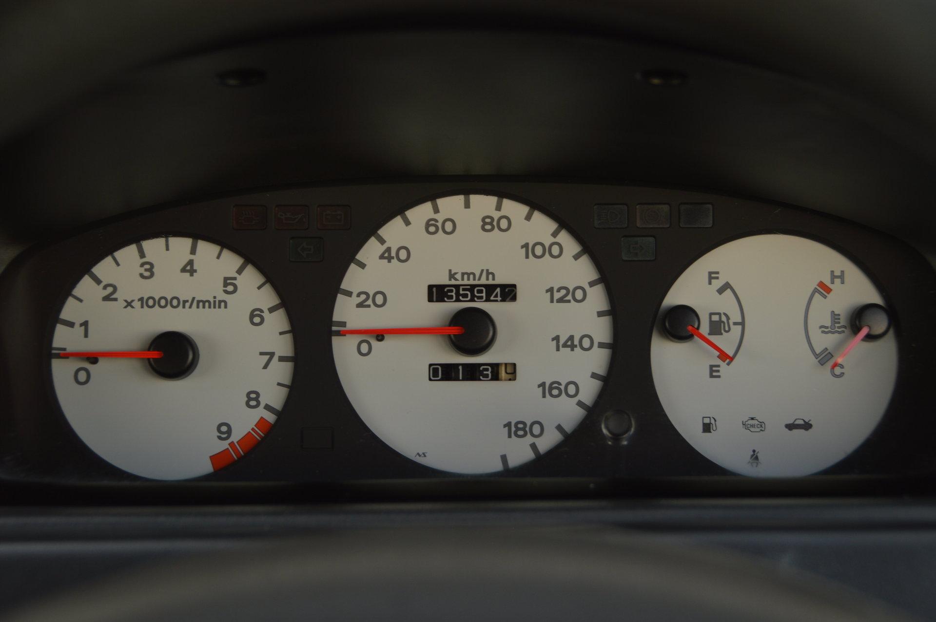 1992 Honda Civic Toprank Motorworks 1996 Fuel Gauge