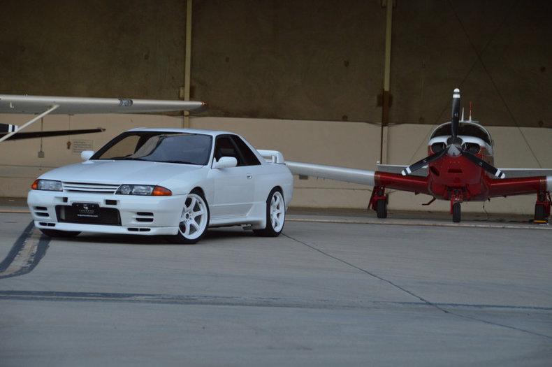1991 Nissan Skyline GT R ...