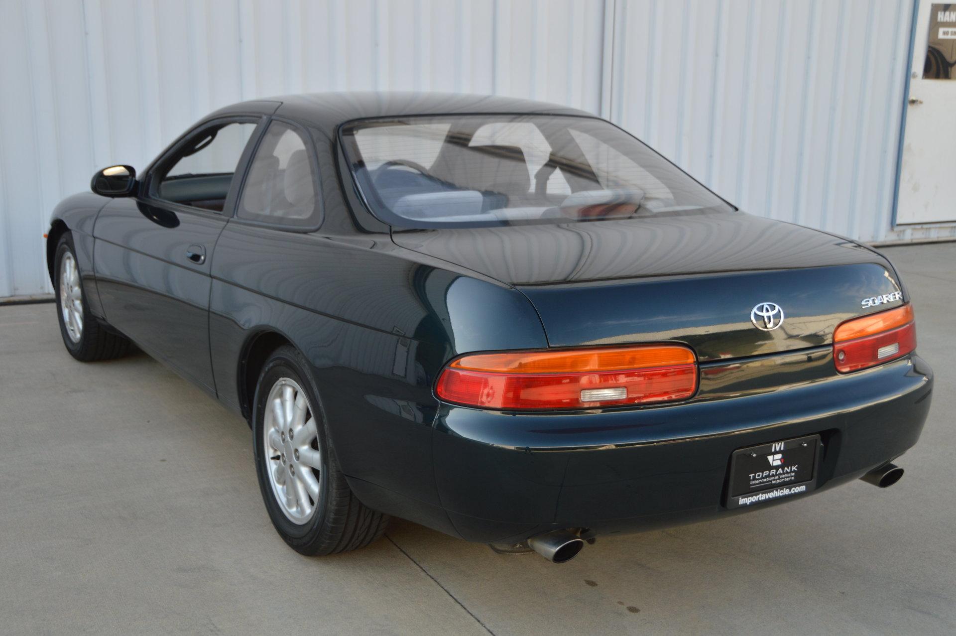 International Vehicle Importers >> 1992 Toyota Soarer | Toprank Motorworks