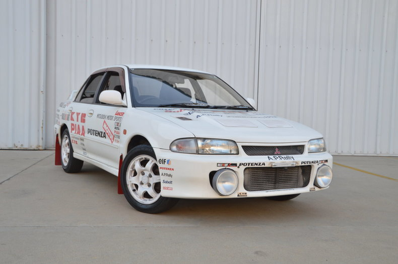 1993 Mitsubishi Lancer Evolution