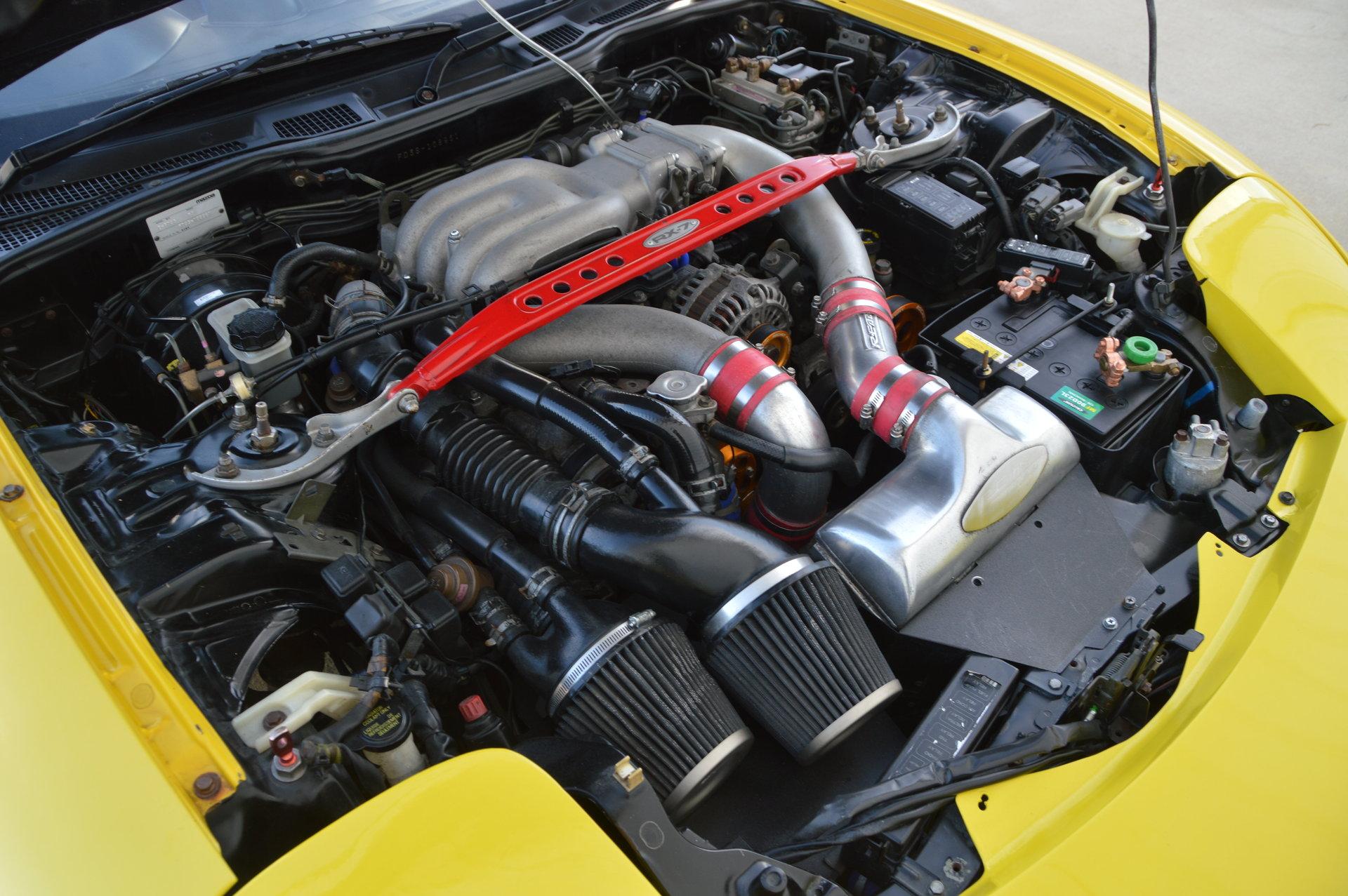 1992 Mazda Rx 7 For Sale 80151 Mcg Rx7 Engine