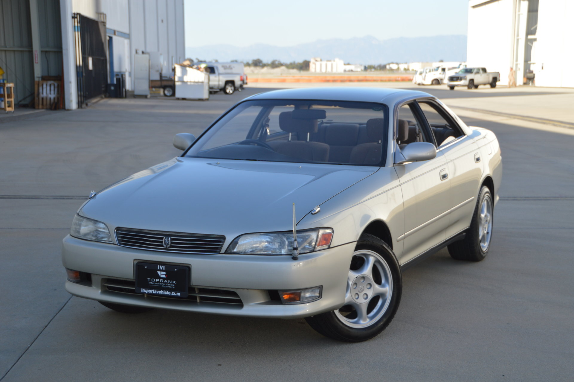 1993 Toyota Mark II Sedan ...