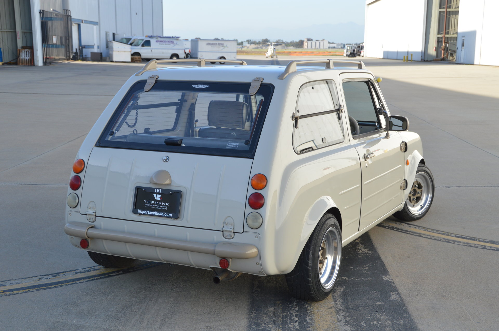 International Vehicle Importers >> 1990 Nissan Pao | Toprank Motorworks