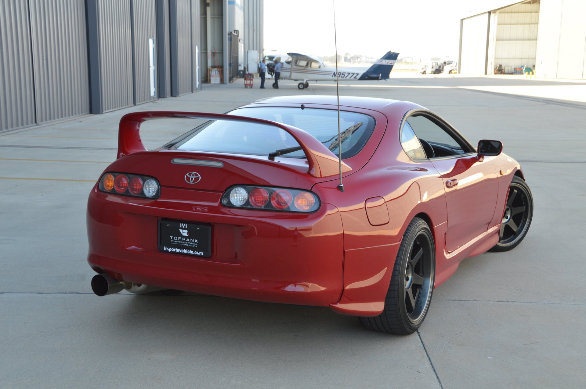 International Vehicle Importers >> 1993 Toyota Supra | Toprank Motorworks