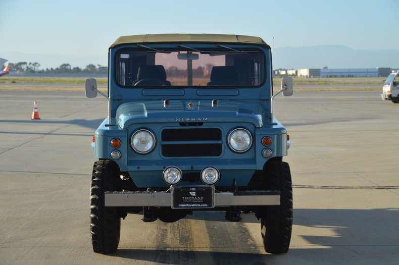 1980 1980 Nissan Patrol For Sale