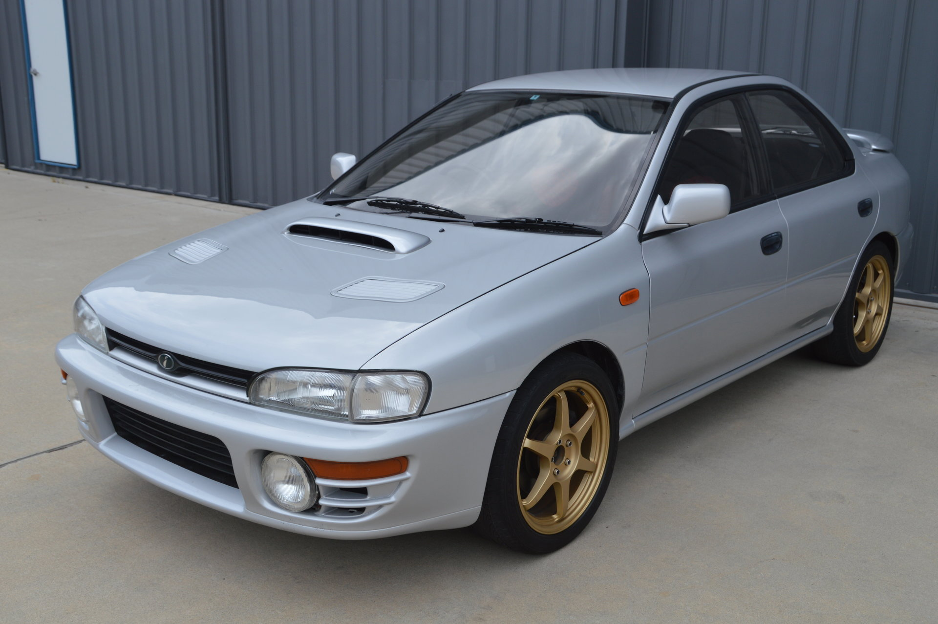 F F E Hd Subaru Impreza Wrx