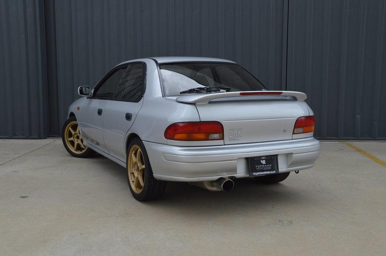 1993 Subaru Impreza Wrx For Sale 84568 Mcg