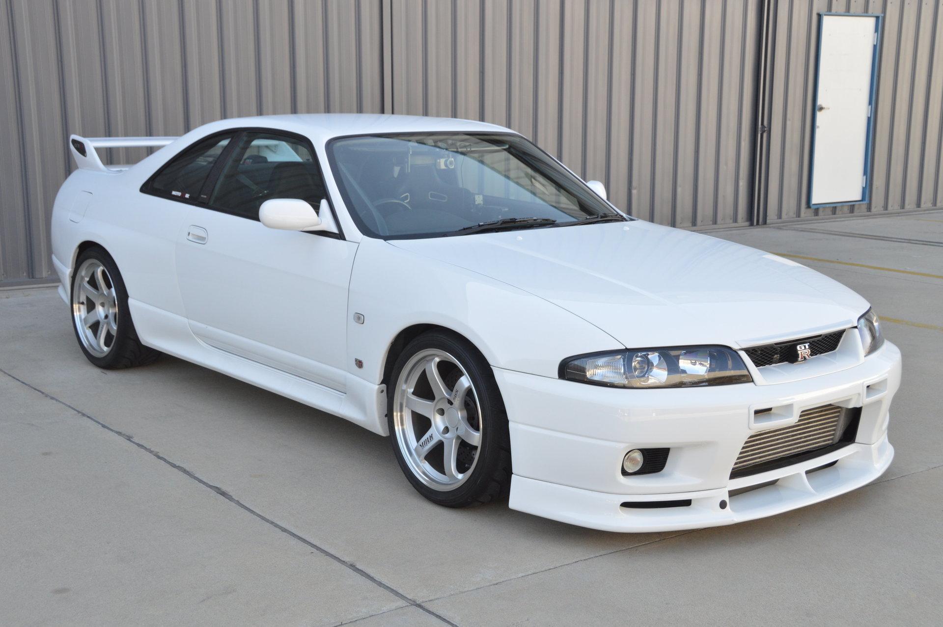 1995 Nissan Skyline Toprank Motorworks