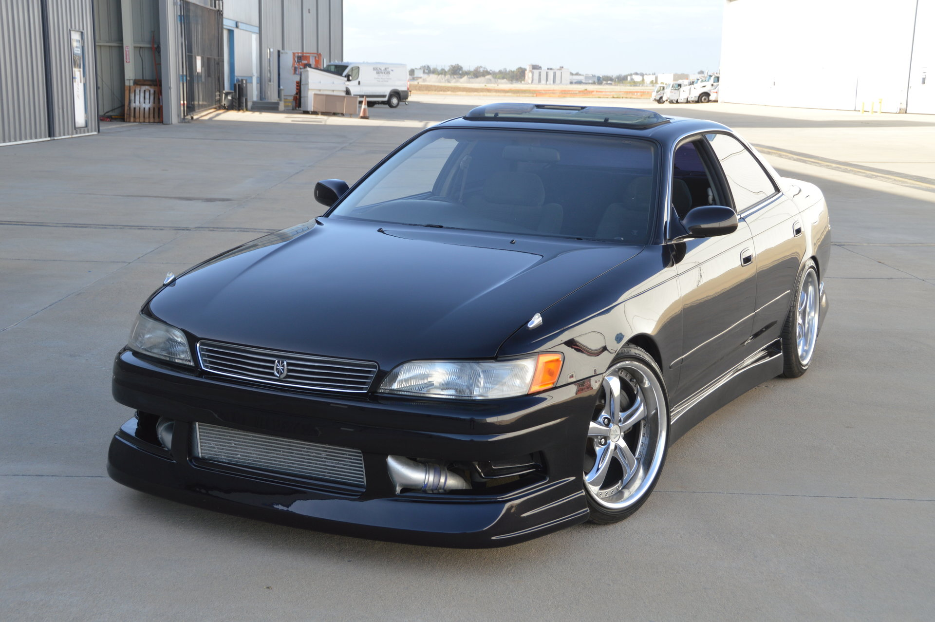 1993 Toyota Mark II Tourer V ...
