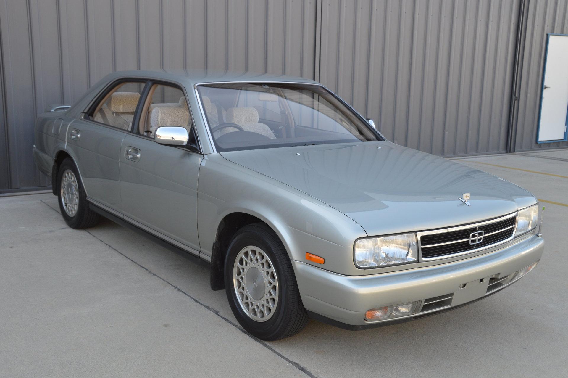 International Vehicle Importers >> 1992 Nissan Gloria | Toprank Motorworks