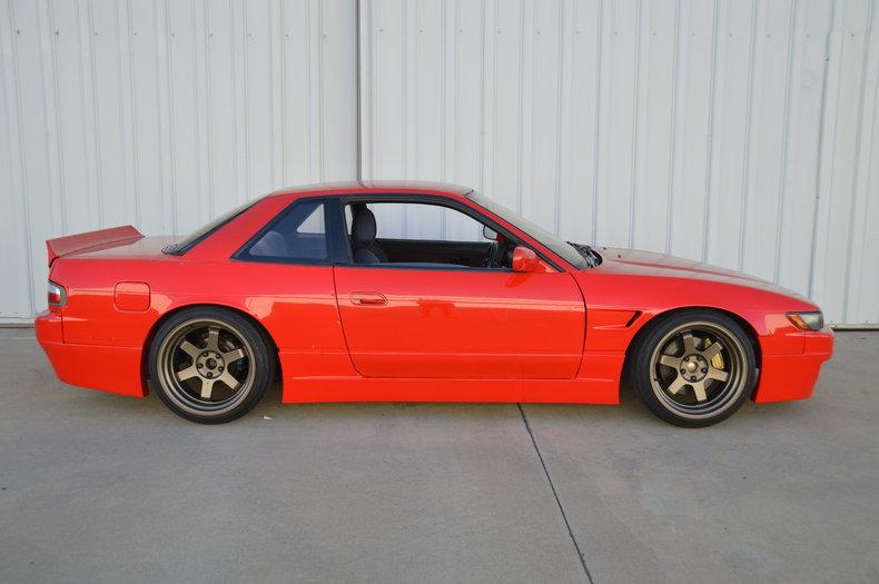 1990 Nissan Silvia Toprank Motorworks