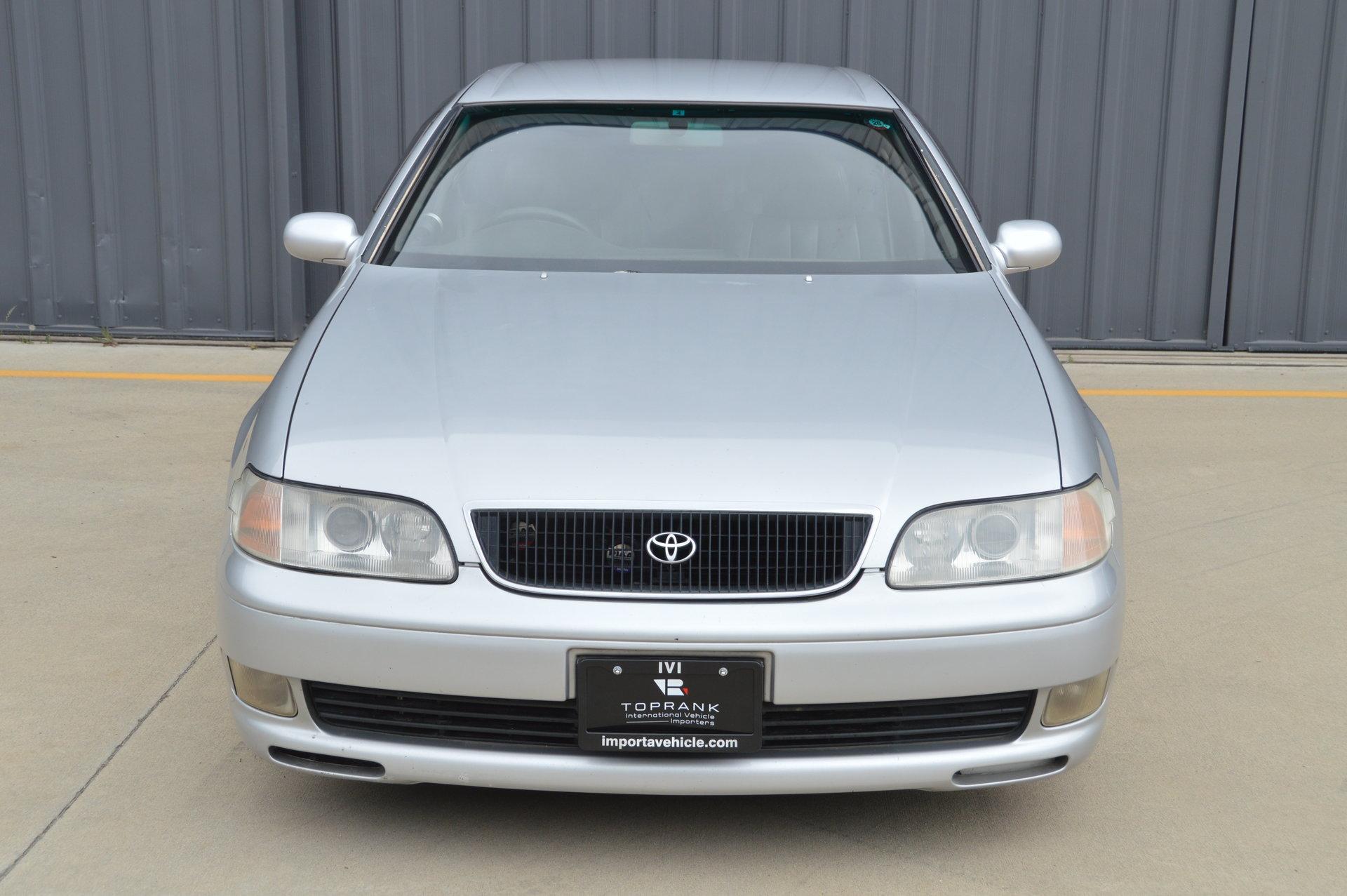 International Vehicle Importers >> 1992 Toyota Aristo | Toprank Motorworks