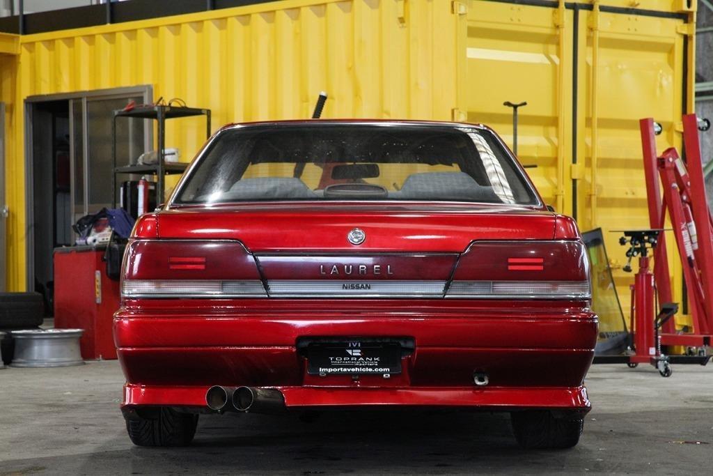 International Vehicle Importers >> 1992 Nissan Laurel Medalist | Toprank Motorworks