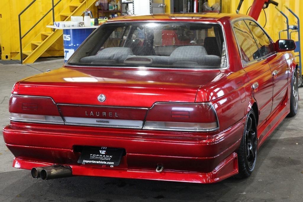 1992 Nissan Laurel Medalist