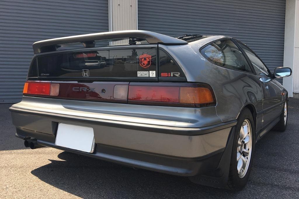 1990 Honda Crx Sir For Sale 88657 Mcg