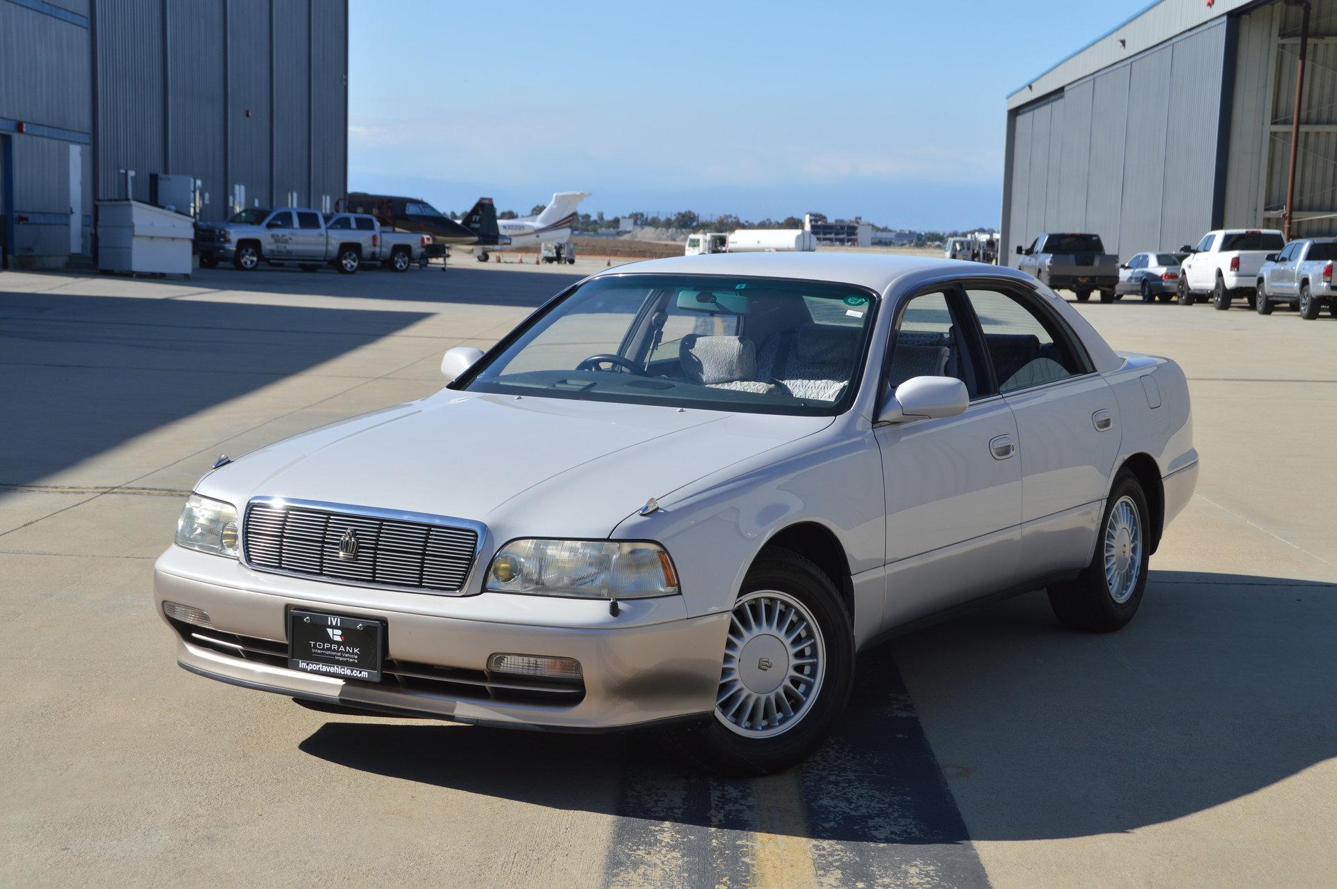 1993 Toyota Crown Majesta