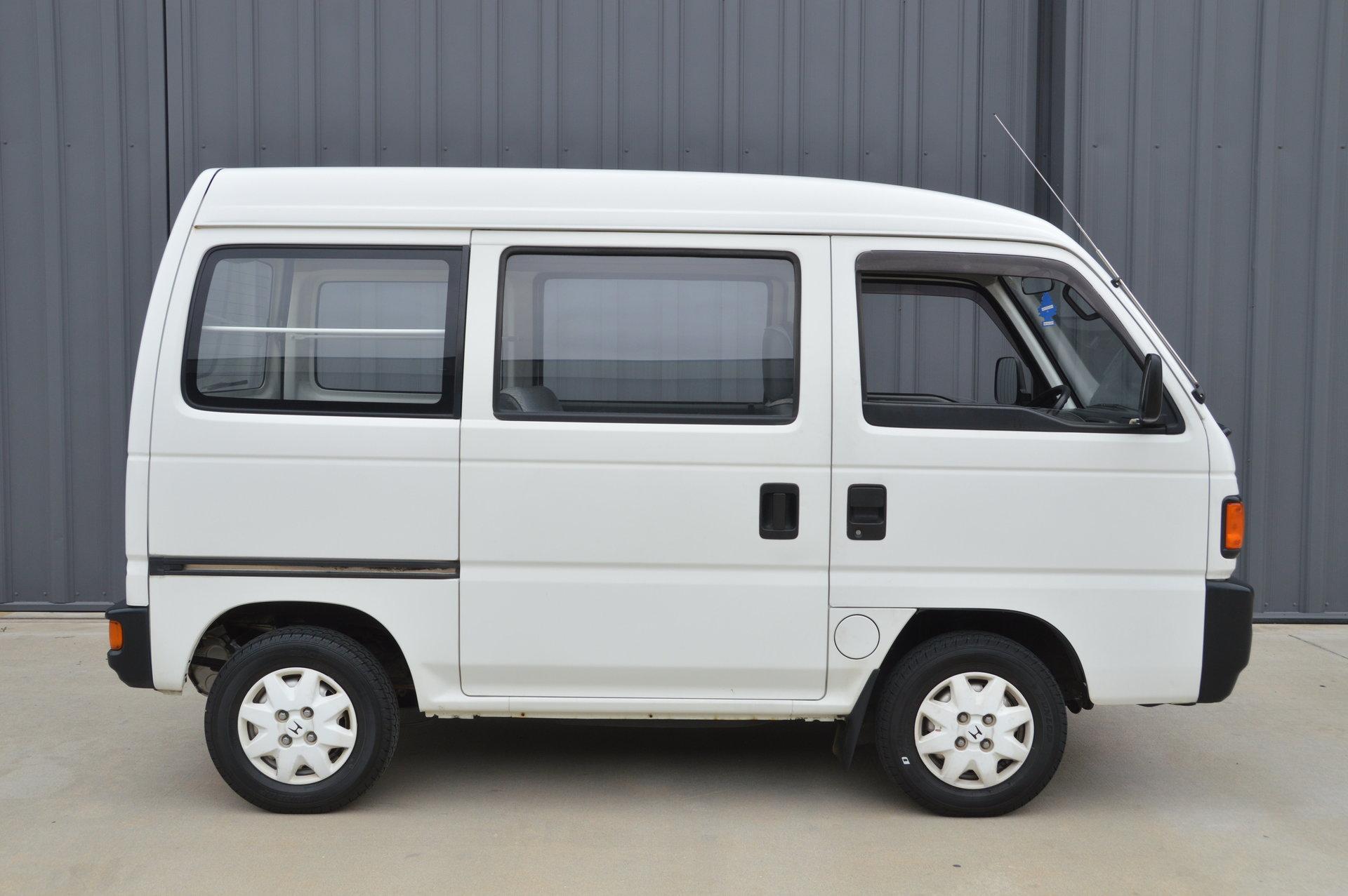 International Vehicle Importers >> 1992 Honda ACTY | Toprank Motorworks