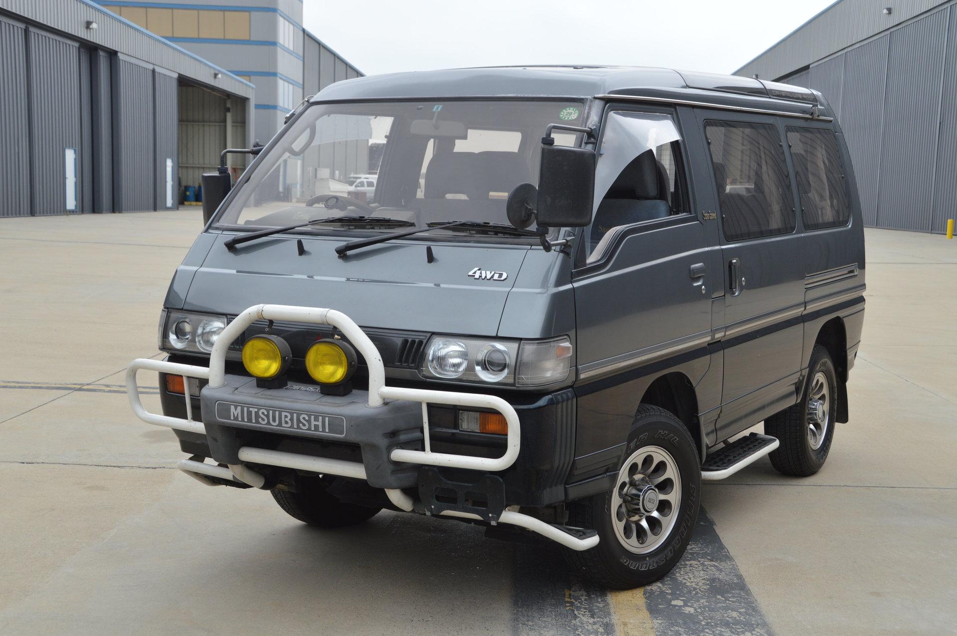 1991 Mitsubishi Delica