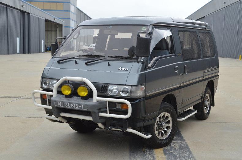 1991 Mitsubishi Delica For Sale