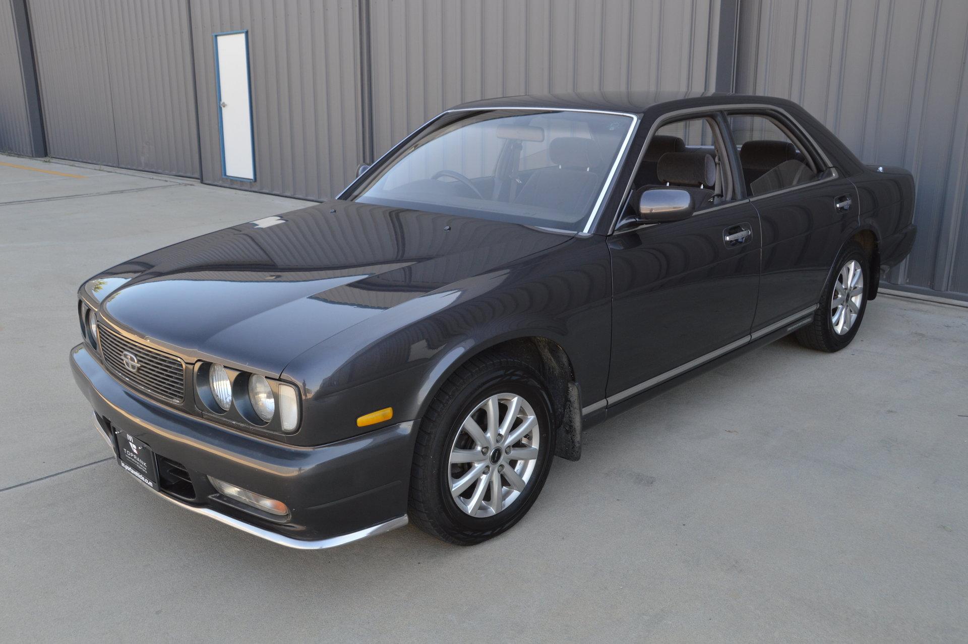 International Vehicle Importers >> 1993 Nissan Gloria | Toprank Motorworks