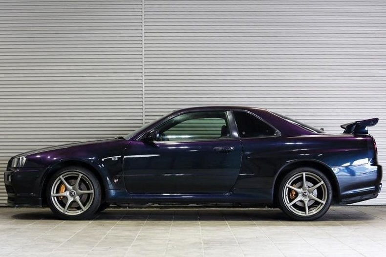 ... 1999 1999 Nissan Skyline GT R For Sale ...