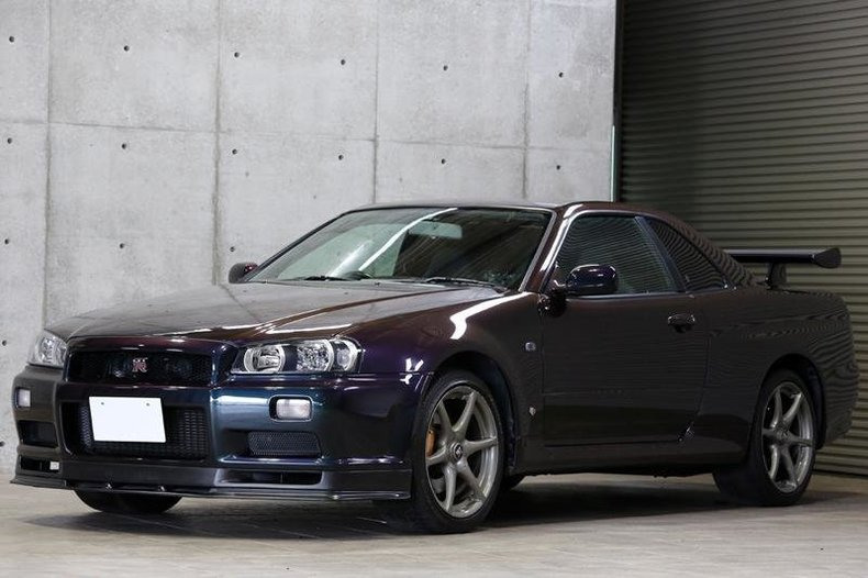 1999 Nissan Skyline Gt R Vspec For Sale 2599 Mcg