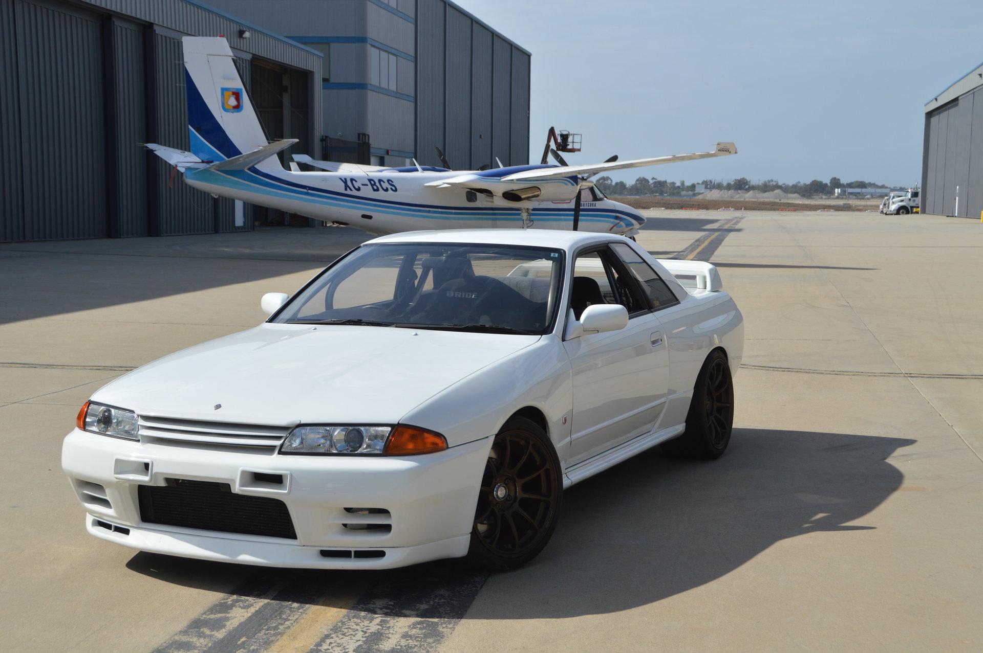 1993 Nissan Skyline