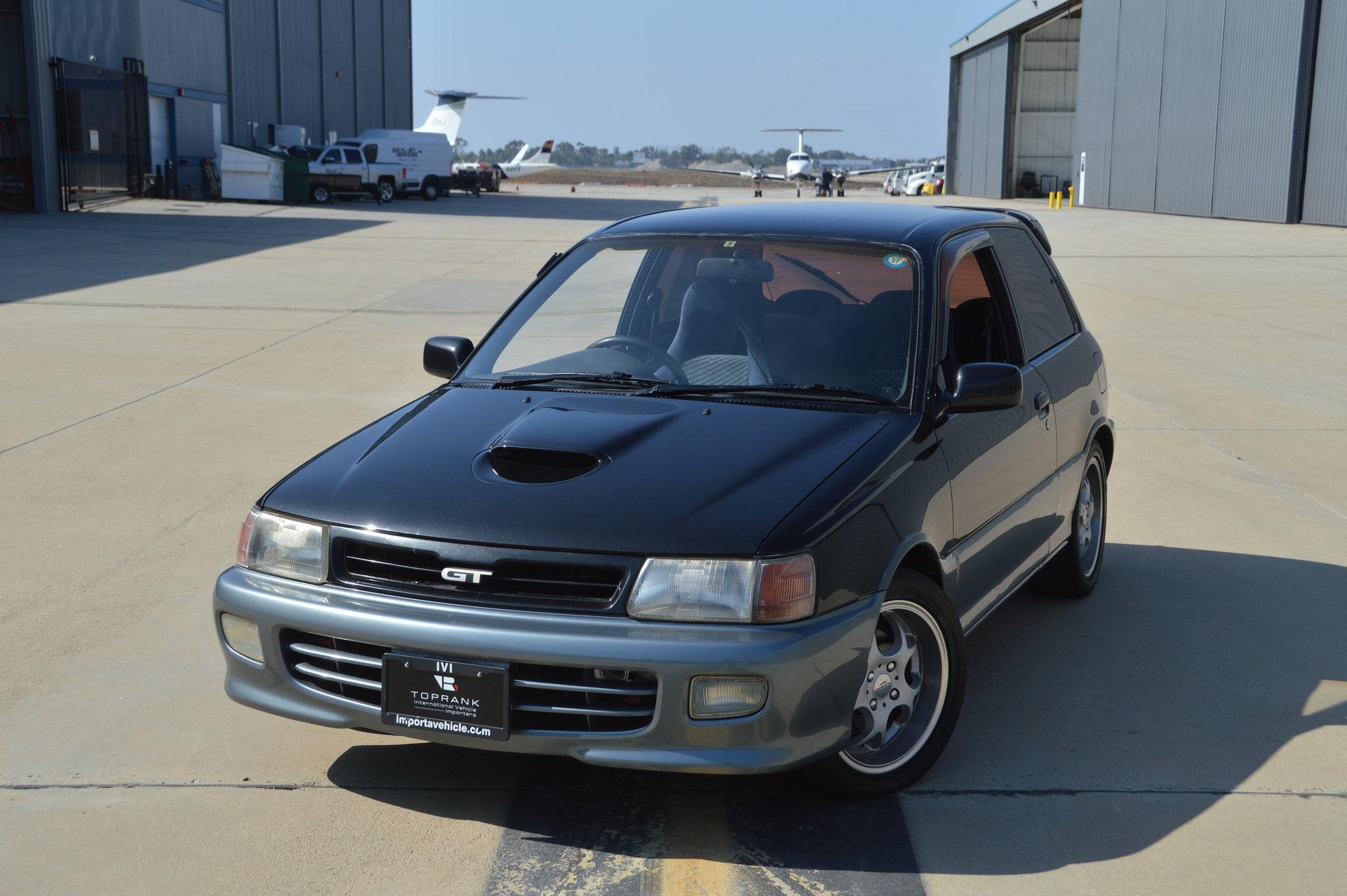 1993 Toyota Starlet