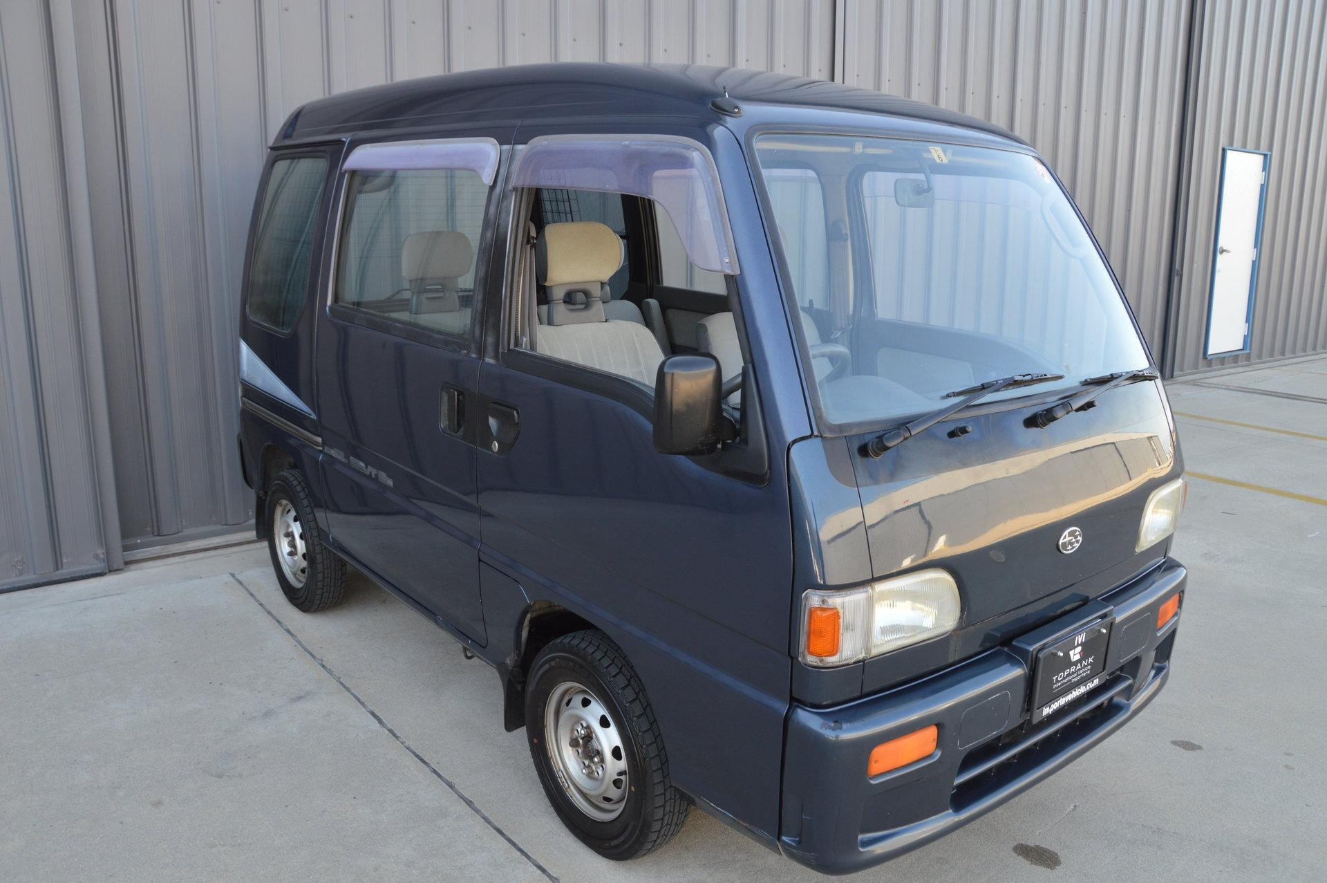 1993 Subaru Sambar For Sale #94821