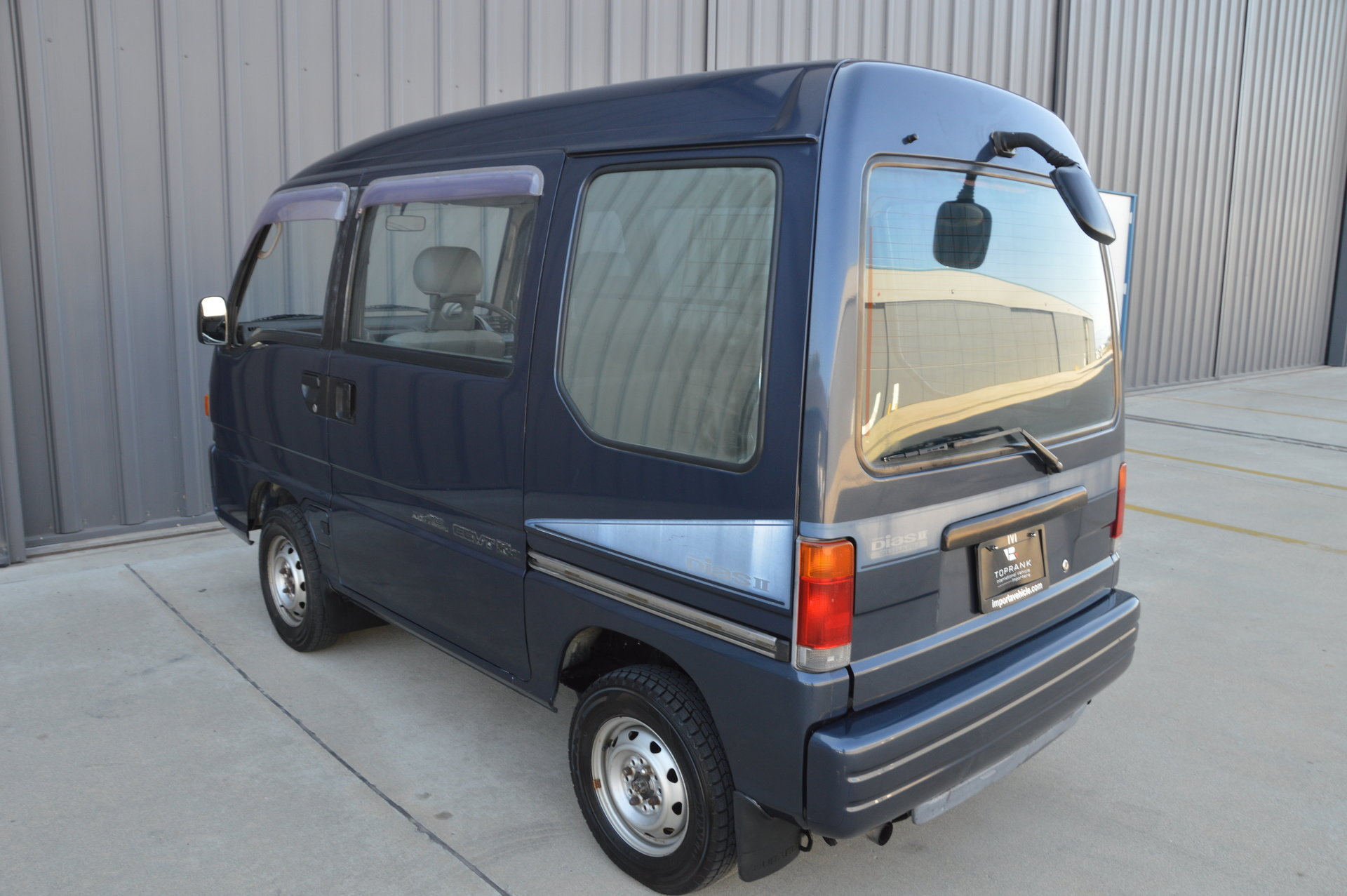 International Vehicle Importers >> 1993 Subaru Sambar | Toprank Motorworks
